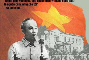 4 305x207 - Kỷ niệm 130 năm Ngày sinh Chủ tịch Hồ Chí Minh (1890-2020): Hồ Chí Minh - Người yêu thương tất cả, chỉ quên mình