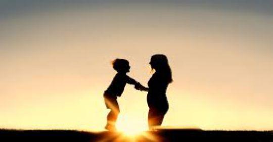 mother and son - Có giấc mơ nào ta mơ về mẹ hay không? - Thơ Dương Xuân Hùng