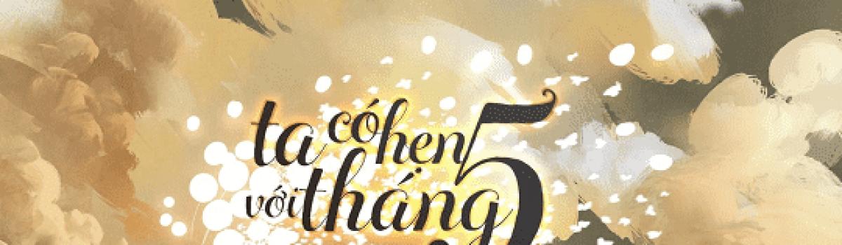 Tím cả tháng 5 – tản văn của Hồng Minh
