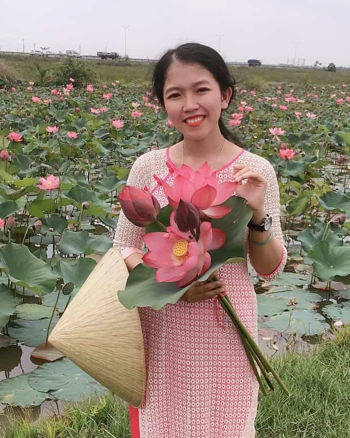 Thành viên Nguyễn Thị Phương CBT076 -