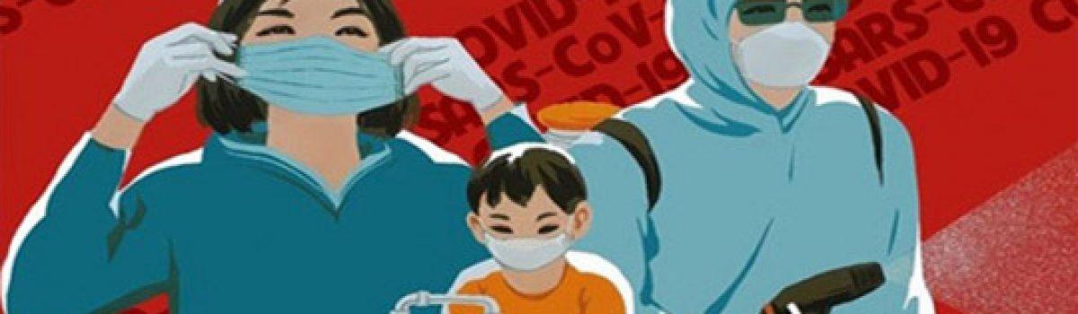 Hãy đồng lòng chống đại dịch nCov – Tác giả Lê Văn Duân