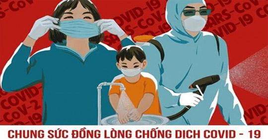 Untitled 1 2 - Hãy đồng lòng chống đại dịch nCov - Tác giả Lê Văn Duân