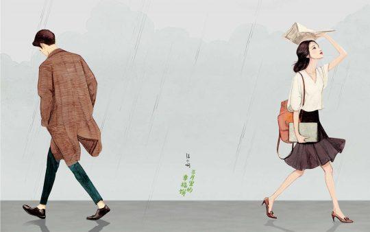 chia tay e1596334063482 - Vội yêu - Truyện ngắn Nguyễn Phương Thuỳ