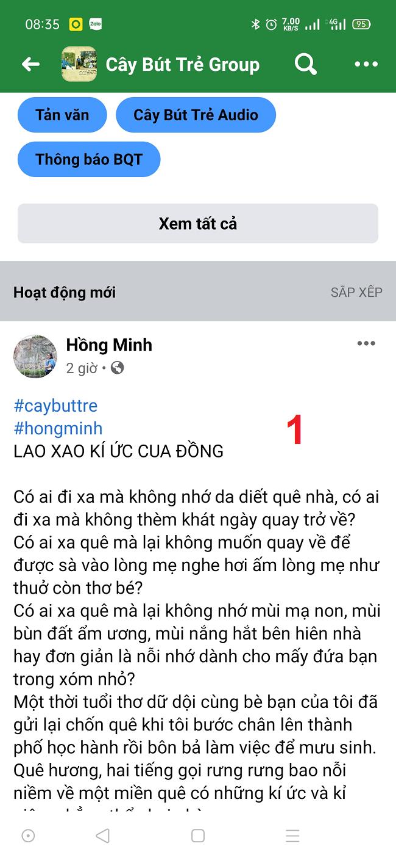 thong bao ve viec thanh vien hong minh vi pham quy dinh hoat dong 1 - Thông báo về việc thành viên Hồng Minh vi phạm quy định hoạt động
