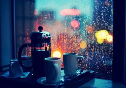 Cảm âm sáo trúc Cafe đắng và mưa - Mưa và những tâm sự - Tản văn Lê Kathy