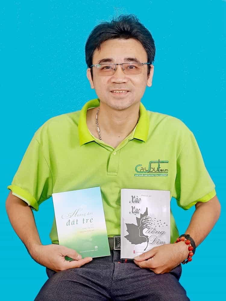 nguyen huyen bau troi lang le mang ten em 3 - Nguyễn Huyền - Bầu trời lặng lẽ mang tên em!