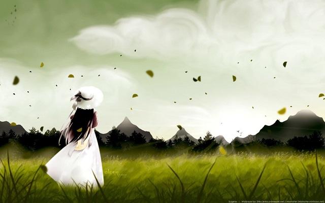 Ngơ ngác – Thơ Ha Nguyen