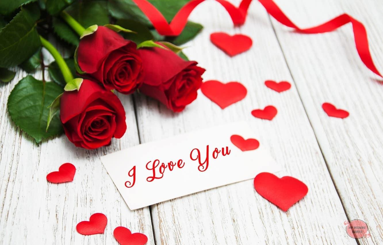 hinh anh chu i love you va hoa hong 011531152 min - Và rồi em sẽ lại yêu - Thơ Ha Nguyen