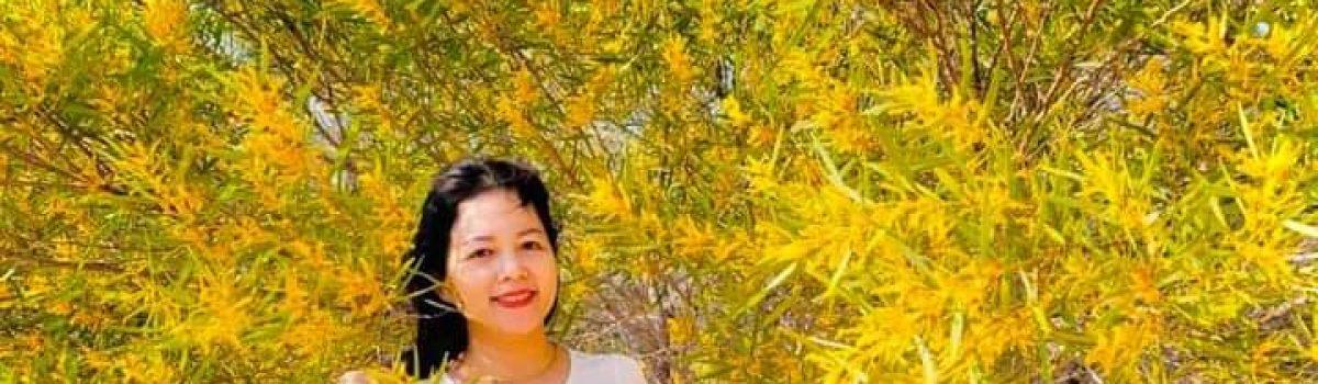 Mùa hoa tháng Ba – Thơ Hồng Lĩnh