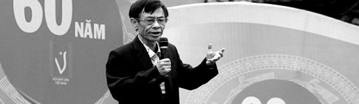 Tin buồn: Nhà thơ Hoàng Nhuận Cầm qua đời
