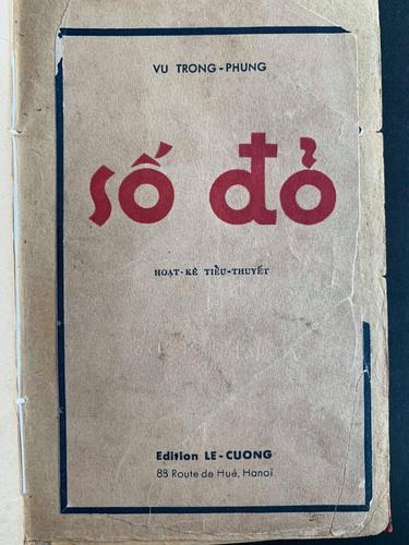 Sodobanindau 1 - 'Số đỏ' của Vũ Trọng Phụng xuất bản ở Trung Quốc: Khó và dễ