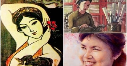 Bà huyện Thanh Quan –  nữ sỹ hoài cổ thương kim và dạy học cho các cung phi công chúa