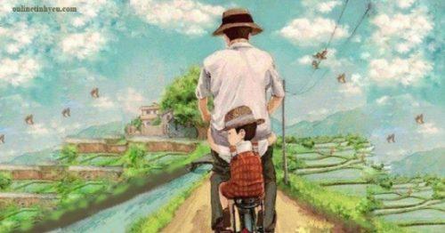 tinh cha con 2 2112 e1632387751210 - Đợi cha - Truyện ngắn Phùng Thị Dung